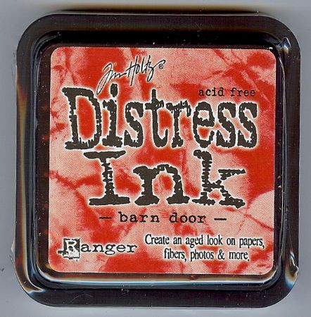 Tim Holtz Distress Ink Pad from Ranger - Barn Door